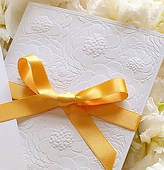 Wedding Invitation | Source: William Arthur Fine Stationary on Flickr