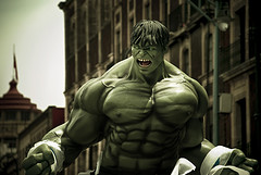 Hulk | Source: Eneas on Flickr