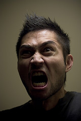 Angry Portrait | Source: jenschapter3 on Flickr via CC BY 2.0 Licence