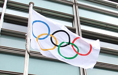 Olympic Flag | Source: Department for Communities and Local Government on Flickr via CC-BY ND 2.0 Licence