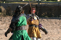 Swordplay | Source: eschipul on Flickr via CC BY-SA 2.0 Licence